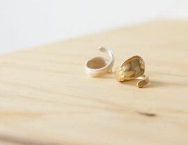 【ホークカンパニーHawkCompanyリング指輪スプーン真鍮小物グッズ