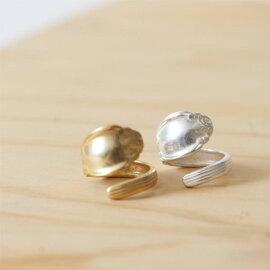 ホークカンパニーHawkCompanyリング指輪スプーン真鍮小物グッズ