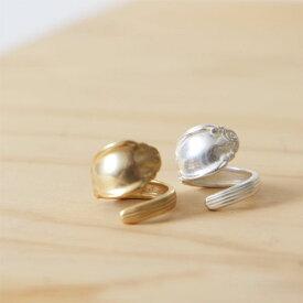 ホークカンパニー Hawk Company リング 指輪 スプーン 真鍮 小物 グッズ アクセサリー プレゼント メンズ【メール便可】【6391】【 ピアス レディース ギフト 】