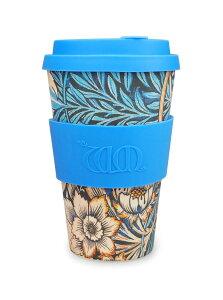 エコーヒーカップ|Lily Ecoffee Cup 400ml 耐熱 110度 110℃ 耐冷 -20度 -20℃ 繰り返し使える バンブーファイバー 竹繊維