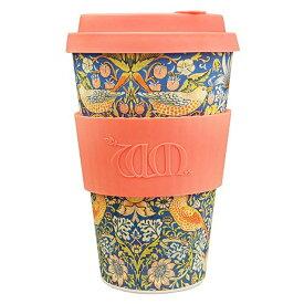【全品10%OFF】【更にポイント10倍】エコーヒーカップ|Thief Ecoffee Cup 400ml 耐熱 110度 110℃ 耐冷 -20度 -20℃ 繰り返し使える バンブーファイバー 竹繊維