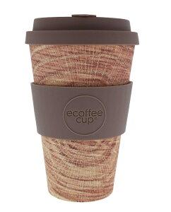 エコーヒーカップ|JACK O'TOOLE(年輪)Ecoffee Cup 400ml 耐熱 110度 110℃ 耐冷 -20度 -20℃ 繰り返し使える バンブーファイバー 竹繊維
