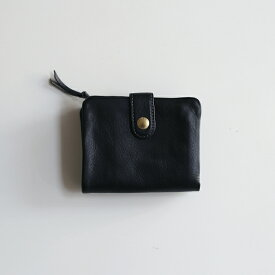 サンク CINQ 財布 2つ折り財布(ブラック)