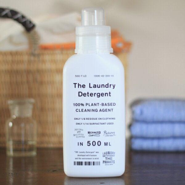 THE 洗濯洗剤 液体洗剤 THE LAUNDRY DETERGENT