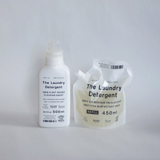 THE LAUNDRY DETRGENT (THE laundry detergent) and refill set