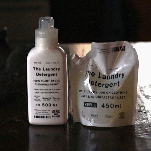 【送料無料】THE 洗濯洗剤と 詰替用のセット THE LAUNDRY DETRGENT レフィルのセット 中川政七商店