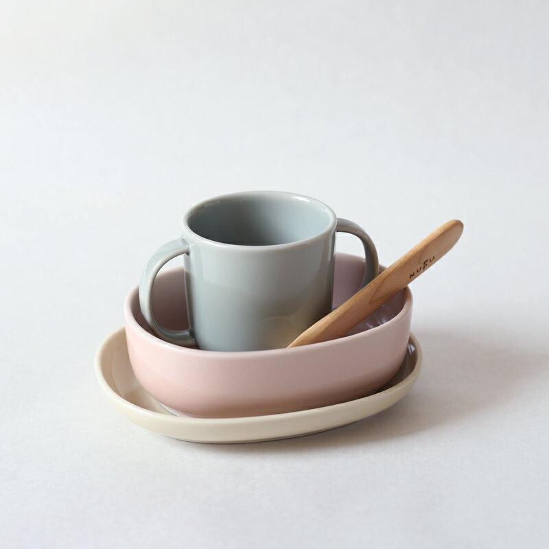 NUPPU 子供用 子供 食器 セット 陶器 波佐見焼 子ども用 食器 ベビー 食器 セット