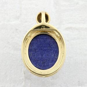 【返品可能】ラピスラズリラピス瑠璃K18ペンダントヘッド5.00ctlapis-lazuli【中古】【返品可能】ラピスラズリラピス瑠璃K18ペンダントヘッド5.00ctlapis-lazuli【中古】c