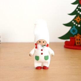 ノルディカニッセ ロンパースの女の子 ホームシリーズ NORDIKA nisse 2020 クリスマス 雑貨 木製 人形 北欧 NRD120641