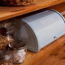 AXCIS アクシス Homestead ローラートップブレッド缶 S ブルー ブレッド缶 ブレッドケース パンケース HSF082
