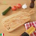 カッティングボード 木製 まな板 ベンティ(42cm) オリーブ イタリア製 Arte legno アルテレニョ 482767