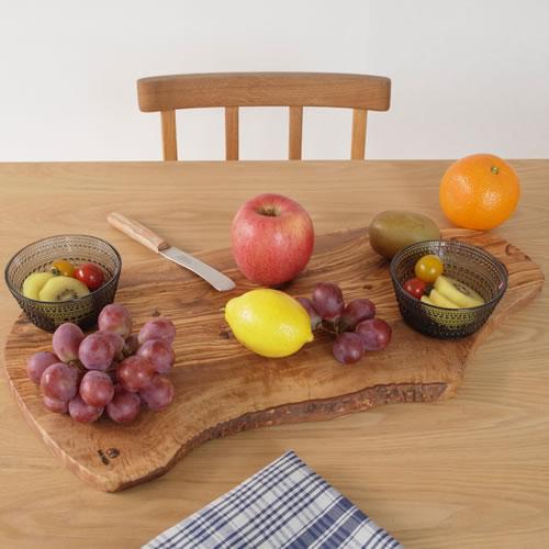 【クーポン配布中】 カッティングボード オリーブ まな板 木製 ナチュラルチョッピングボード ベンティ イタリア製 Arte Legno アルテレニョ サービングボード 選べる1点物のまな板