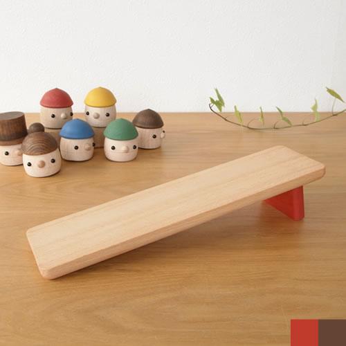 おもちゃのこまーむ どんぐりの坂 木のおもちゃ 木製 知育 玩具 日本製