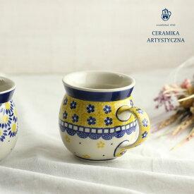 CERAMIKA セラミカ リップマグ 0.25L(CERAMIKA ARTYSTYCZNA セラミカアルティスティッチナ マグカップ ポーランド食器 ポーリッシュポタリー おしゃれ)