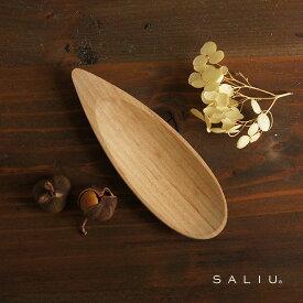 SALIU TSUKECHI 山桜 茶さじ 31621(茶匙 日本製 木 小 木製 おしゃれ 長い 匙 匙スプーン ティースプーン スプーン さじスプーン 茶 さじ 紅茶 天然木 かわいい)