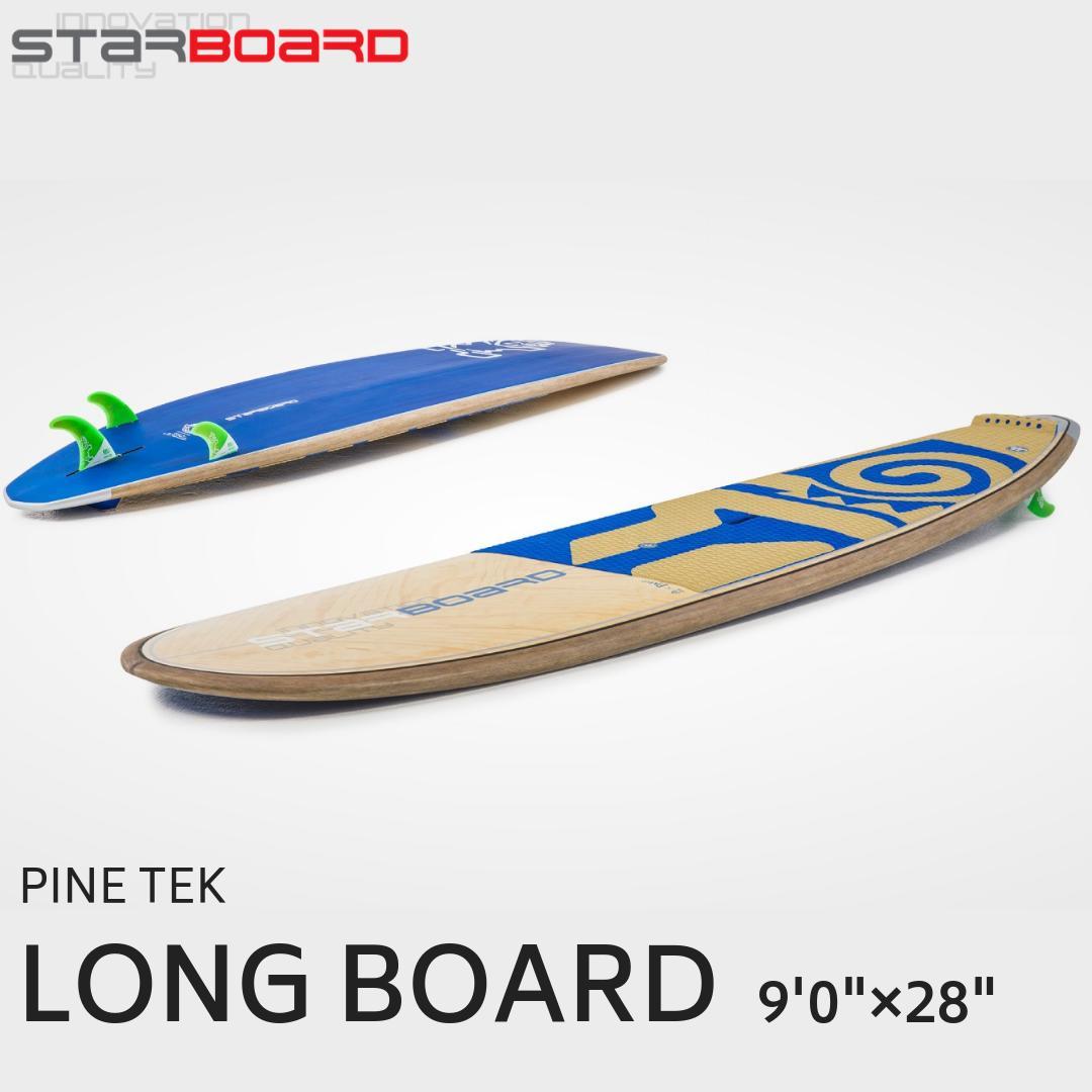 """2019 STARBOARD スターボード LONGBOARD 9'0""""×28"""" PINE TEK サップ SUP【サップボード パドルボード supボード スタンドアップパドル スタンドアップパドルボード マリンスポーツ サーフィン】"""