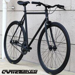 ピストバイク 完成車 カーテルバイク CARTEL BIKES AVENUE MAT B...