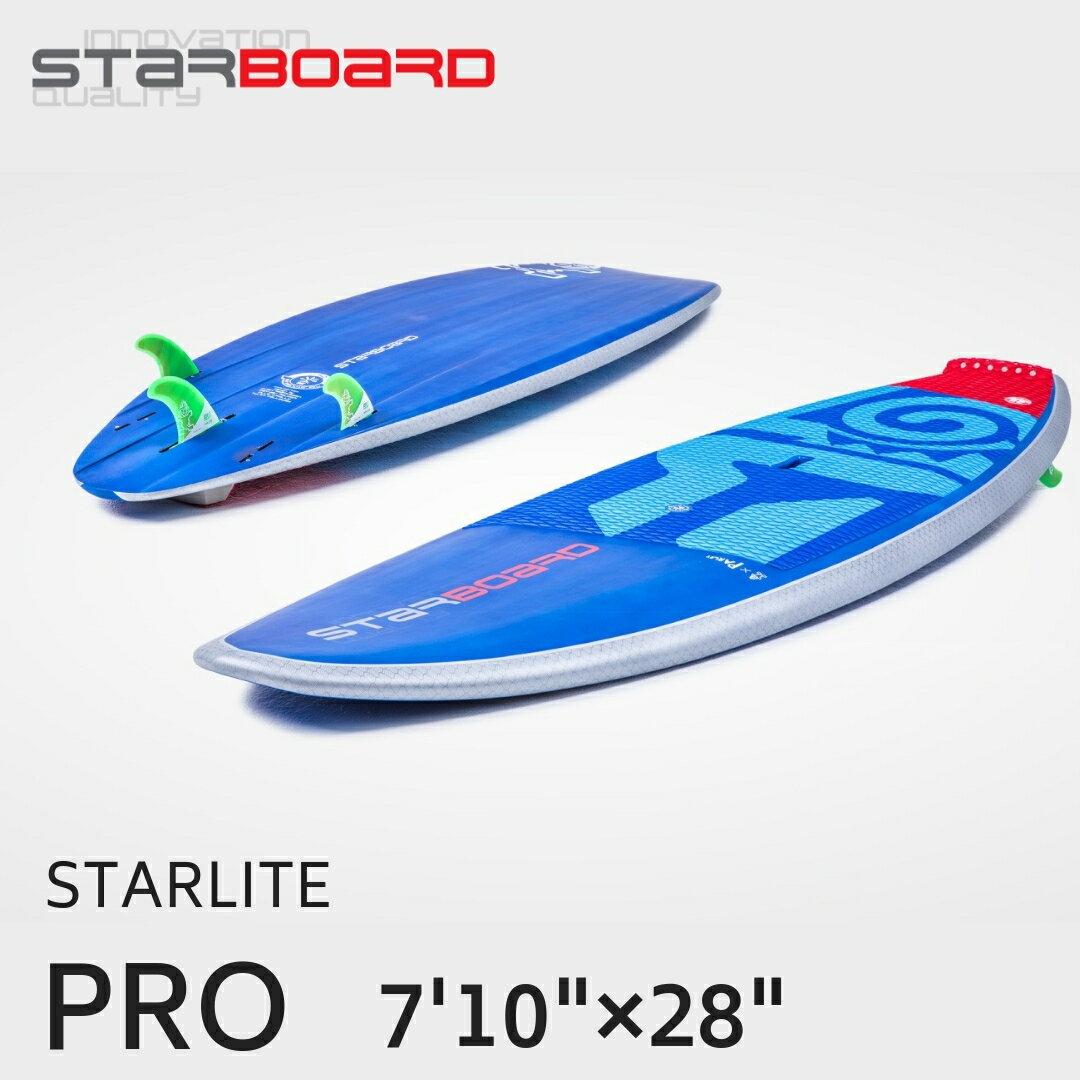 """2019 STARBOARD スターボード PRO 7'10""""×28"""" STARLITE サップ SUP【サップボード パドルボード supボード スタンドアップパドル スタンドアップパドルボード マリンスポーツ supサーフィン サーフィン】"""