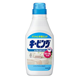 供花王kipingu洗衣機使用的糨糊液[本體]600mm*12個安排KAO KEEPING 4901301023322
