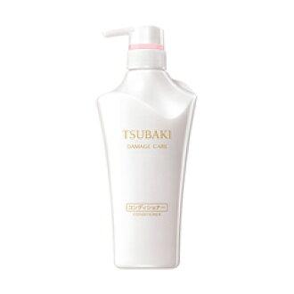 资生堂TSUBAKI损伤关怀调节器特大尺寸500ml Shiseido TSUBAKI Conditioner x9个安排4901872441358