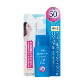 【まとめ買いがお得!】資生堂 専科 ミネラルウォーターでつくったUVジェルSPF50 40mL Shiseido SENKA UV Gel x48個セット 4901872818952