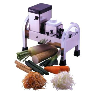 Dre Max multi shredded DX-80 strips of stir-fried radish, cucumber, perfect! According to the fiber of vegetables, root vegetables and clean cut! Commercial kitchen cooking equipment for professional small kitchen appliances