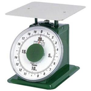 【送料無料】大和製衡(YAMATO) 上皿はかり 大型 ひょう量20kg SDX-20 取引証明に使用可能