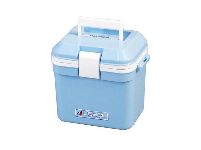 AS クーラーボックス アイセル #10 アイスブルー 容量7L