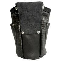 ふくろ倶楽部TOBILEGENDビス袋(筒型)黒LEG-312202011