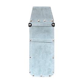 ふくろ倶楽部 鉈袋 細口スリムタイプ NT-01S 白色  201907 ※鉈・鋸は商品に含まれません。