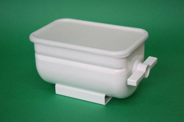 【送料無料】ホーローぬか楽 ホーロー製ぬか漬け器 清潔性・耐久性の高いホーロー製 ぬか床を手を汚さずかきまぜられます! ぬか漬け用 簡単漬け物器 日本製