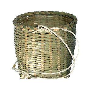 竹製 万能腰籠(こしかご)