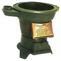 【送料無料】サンキョーかまどNo.5鋳物製アルスター煙突付餅つき用、アウトドアや野外での調理や炊き出しに!バラして運べて簡単組立て!