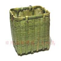 竹製背負い籠角型大山歩き、農作業時の農耕具の運搬にきのこ・山菜採り、野菜・果物の収穫作業に