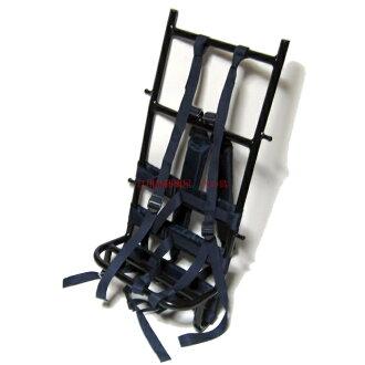 (除了冲绳) 超轻质铝漆成黑色 (童车) 安全和愉快攀爬和名称水 !  用作运送紧急救援物资 !  光和强 ! 从攀岩设备