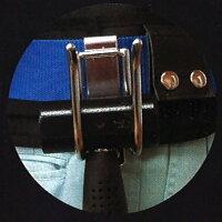 カクイ工具ホルダー細巾タイプ(クリップ式)[ハンマー差し]No.47-C落下防止リング付き