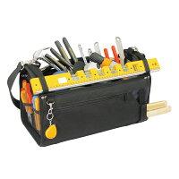 ツールキャリーTC-450軽くて丈夫な工具入電動工具も収納可能!ショルダーベルト付き