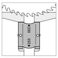 NS草刈りチップソーガードGPT-01201907※刈払い機・チップソーは商品に含まれません。