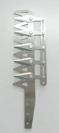 ニシガキ高速バリカンmini5枚刃用替刃N-880-1対応機種:N-880
