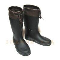農作業専用長靴アグリブーツブラック男女兼用(ユニセックス)