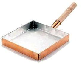 丸新銅器 銅玉子焼 関東型 27cm