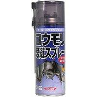 スーパーコウモリジェット420ml天然のハッカ油を使用したコウモリ忌避スプレーコウモリの生息場所に噴霧し侵入を防ぐ!強力ノズル6m噴射!IKARI(イカリ消毒)ハト忌避剤