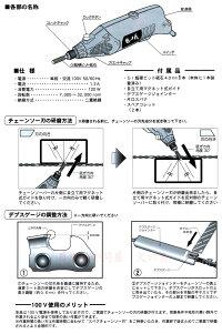 『新』フジ鋼業鬼の爪チェーンソーケンマー改良型