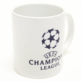 UEFAチャンピオンズリーグ オフィシャル マグカップ(ホワイト)【サッカー サポーター グッズ】(305022)【スポーツ ホビー】【店頭受取対応商品】