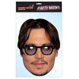 ジョニー・デップ パーティーマスク(JDEPP01)【スポーツ ホビー】【店頭受取対応商品】