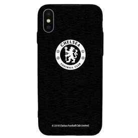 チェルシー オフィシャル iPhone X アルミニウム ケース【サッカー グッズ モバイル 携帯電話 アクセサリー カバー】【スポーツ ホビー】【店頭受取対応商品】