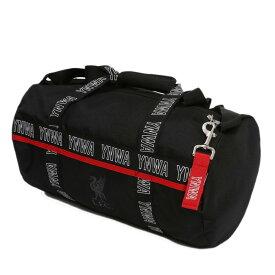 リバプール オフィシャル ミニボストンバッグ YNWA(ブラック)【サッカー サポーター グッズ】(A13986)【店頭受取対応商品】