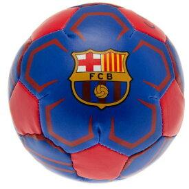 FCバルセロナ オフィシャル ミニクッションボール【サッカー サポーター グッズ】(BC06510)【店頭受取対応商品】