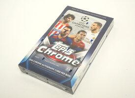 【未開封BOX】TOPPS 2019-20 UEFA CHAMPIONS LEAGUE CHROME【Topps/トップス】【サッカー サポーター グッズ トレーディングカード】【店頭受取対応商品】