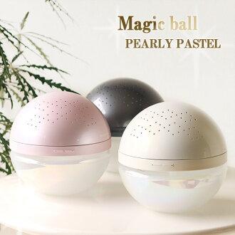 ★ antibac2K 珠光粉彩魔法球和安特背 2 K 娅柔和魔法球